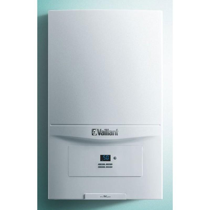 Caldaia Vaillant Ecotec Pure 246/7-2 a condensazione 24 kW Metano e GPL A/A