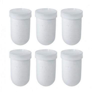 Kit Ricariche 6 PZ Dosatore Polifosfati Anticalcare Anticorrosione